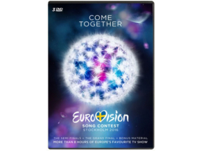 VARIOUS ARTISTS - Eurovision Song Contest: Stockholm 2016 (DVD)