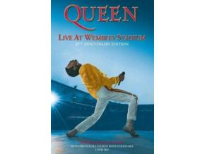 QUEEN - Live At Wembley Stadium (DVD)