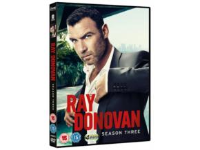Ray Donovan The Third Season (DVD)
