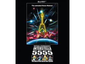 DAFT PUNK - Interstella 5555 (Blu-ray)
