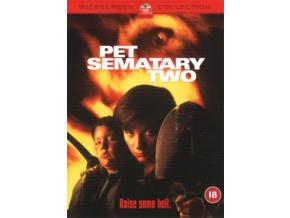 Pet Semetary 2 (DVD)