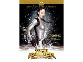 LARA CROFT - TOMB RAIDER 2 - CRADLE OF Life (DVD)