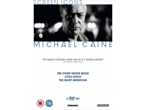 Michael Caine Collection (DVD)