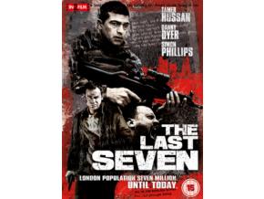 Last Seven The (DVD)