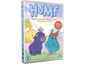 Humf: Humf And The Fluffy Thing And Other Furry Tales (DVD)