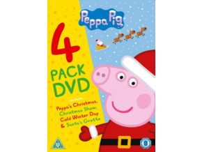 Peppa Pig: The Christmas Collection (Box set) (DVD)