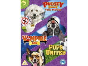 Pudsey The Dog Moviepups Unitedvampire Dog (DVD)