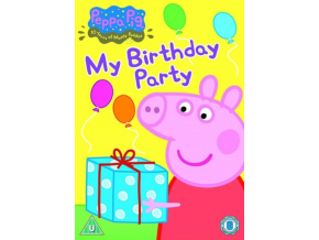 Peppa Pig - My Birthday Party And Other Stories (DVD)