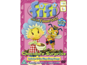 Fifi  The Flowertots Chocolate Surprise (DVD)