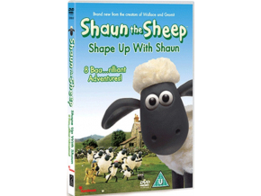 Shaun The Sheep Shape Up With Shaun (DVD)