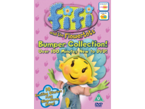 Fifi  The Flowertots Bumper Collection 1 (DVD)