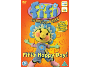 Fifi  The Flowertots Fifis Happy Day (DVD)