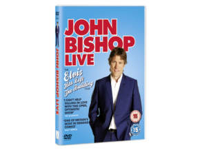 John Bishop Live Elvis Has Left The Building Tour (DVD)