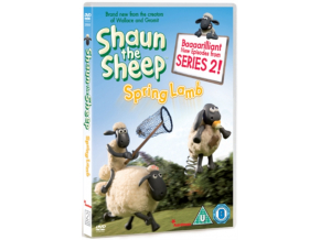 Shaun The Sheep Spring Lamb (DVD)