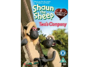 Shaun The Sheep Twos Company (DVD)