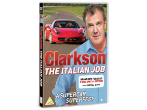 Clarkson The Italian Job (DVD)