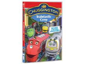 Chuggington Traintastic Crew (DVD)