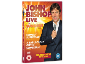 John Bishop Live The Sunshine Tour (DVD)