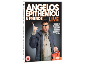 Angelos Epithemiou And Friends Live (DVD)