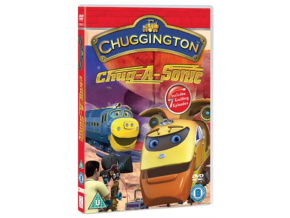 Chuggington Chugasonic (DVD)