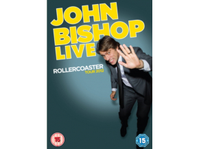 John Bishop Live  Rollercoaster Tour (DVD)