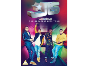 JLS - Jls  Goodbye The Greatest Hits Tour (DVD)