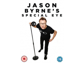 Jason Byrne  Special Eye (DVD)