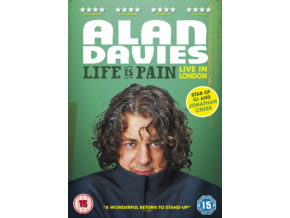 Alan Davies  Life Is Pain (DVD)