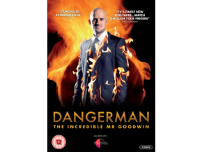 Dangerman The Incredible Mr Goodwin (DVD)