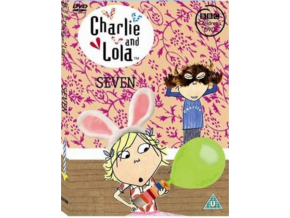 Charlie And Lola Seven (DVD)