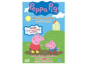 Peppa Pig - Muddy Puddles and Other Adventures (DVD)