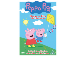 Peppa Pig Flying A Kite And Other Stories (Animated) (DVD)