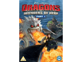 Dragons  Defenders Of Berk  Pt 1 (DVD)