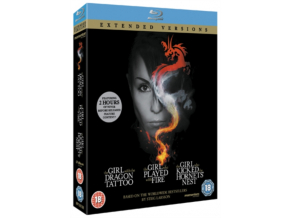 The Girl… Trilogy - Extended Versions (Blu-Ray)