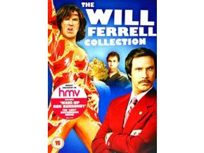 Will Ferrell Box Set (DVD)