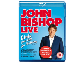 John Bishop Live Elvis Has Left The Building Tour (Blu-ray)