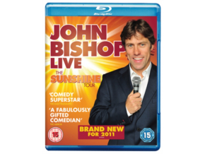 John Bishop Live The Sunshine Tour (Blu-ray)