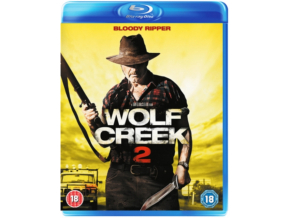 Wolf Creek 2 (Blu-ray)