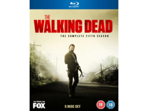 Walking Dead The Complete Fifth Season (Blu-ray)