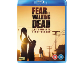 Fear The Walking Dead - Season 1 (Blu-ray)