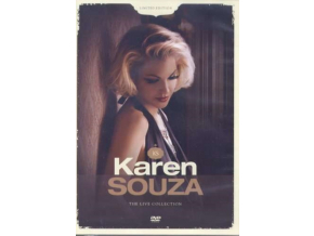 KAREN SOUZA - The Live Collection - Karen Souza (DVD)