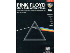 GUITAR PLAYALONG VOLUME 16 PIN - Guitar Playalong Volume 16 Pink Floyd Da (DVD)