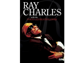 RAY CHARLES - With The Voices Of Jubilation Choir (DVD)