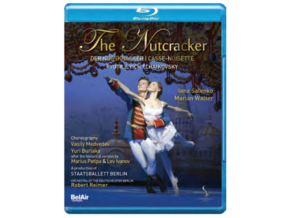 STAATSBALLETT BERLIN/REIMER - The Nutcracker (Blu-ray)