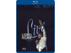 LIONEL RICHIE - Live - His Greatest Hits And More (Blu-ray)