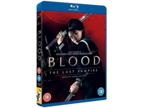 Blood  The Last Vampire (Blu-ray)