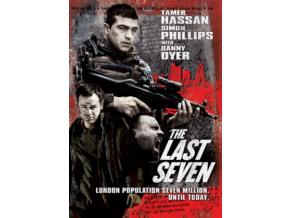 Last Seven The (Blu-ray)