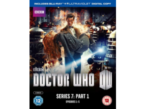 Doctor Who Series 7 Part 1 (Blu-ray)