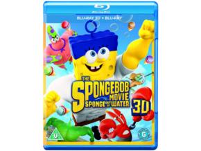 Spongebob Squarepants: The Spongebob Movie - Sponge Out Of Water 3D (Blu-ray 3D)