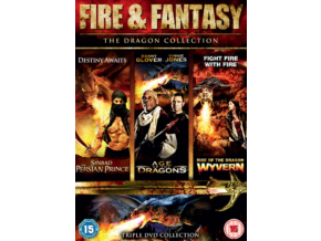 Fire  Fantasy  The Dragon Collection (DVD)